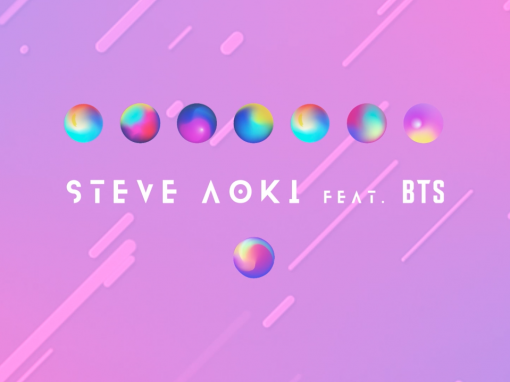 Steve Aoki ft. BTS – Waste It On Me